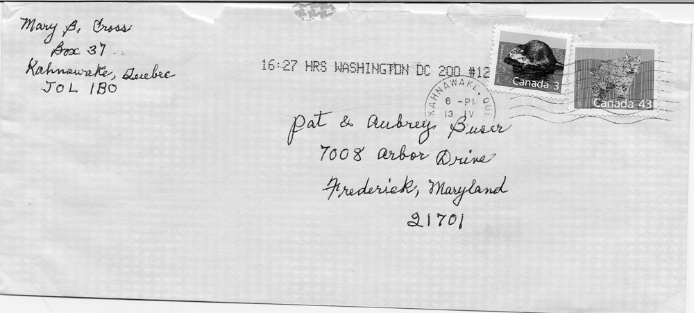 How to address an envelope mr and mrs ma the charles and patricia buser collection of research materials on how to address an envelope mr spiritdancerdesigns Choice Image